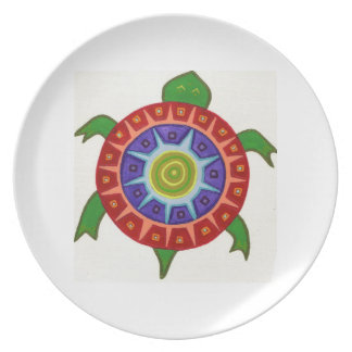 Turtle Haven Plate