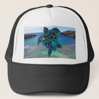 Turtle Hawaii Islands Cap