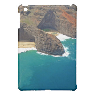 Turtle Head Sea Cave Napali Coast iPad Mini Cover