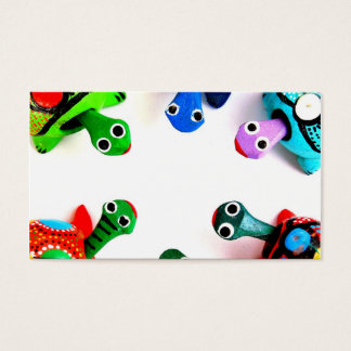 Turtle Heads Business Cards