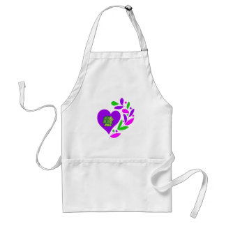 Turtle Heart Aprons