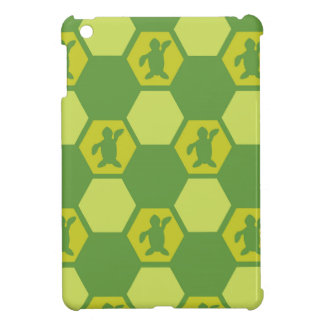 Turtle Hexagon Pattern Kindle Case Cover For The iPad Mini