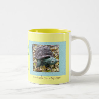 Turtle Hurdle Coffee and Tea Mug