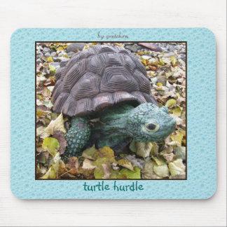 Turtle Hurdle Mousepad