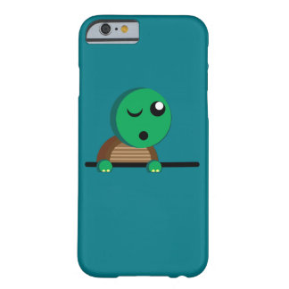 Turtle in-case barely there iPhone 6 case