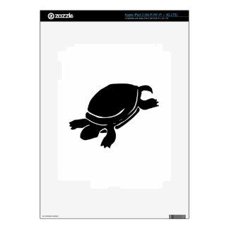 Turtle iPad 3 Skin