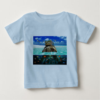 Turtle Island Fantasy Secluded Resort Shirt