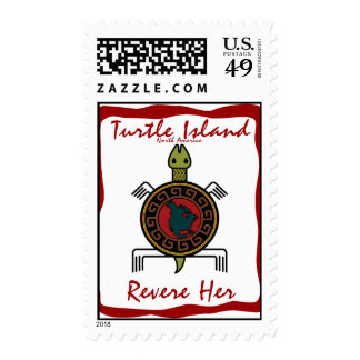 Turtle Island Stamps