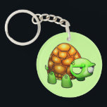"""Turtle Key Chain<br><div class=""""desc"""">A Key Chain for that turtle people.</div>"""
