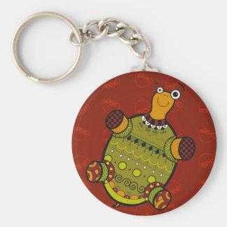 Turtle Keychain