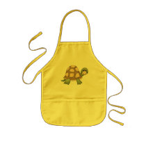 Turtle Kids' Apron