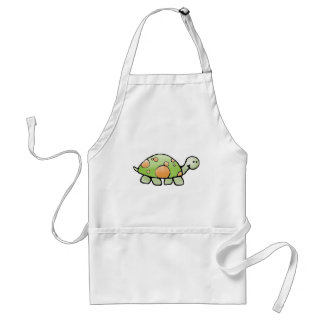 Turtle Kitchen Cooking Apron