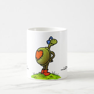 turtle-love coffee mug