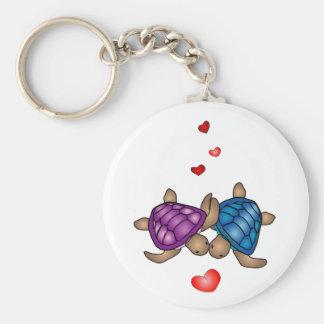 Turtle Love Keychain
