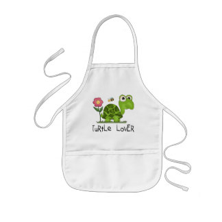 Turtle Lover Tshirts and Gifts Kids' Apron
