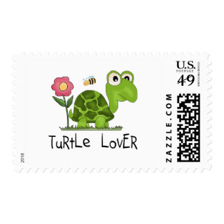 Turtle Lover Tshirts and Gifts Postage Stamp
