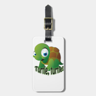 Turtle! Tag For Bags
