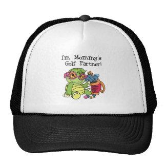 Turtle Mommy's Golf Partner Trucker Hat