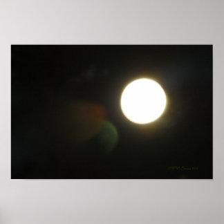 Turtle Moon Photo Print