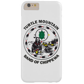 Turtle Mountain Band of Chippewa Barely There iPhone 6 Plus Case