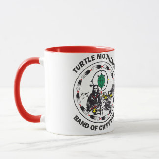 Turtle Mountain Band of Chippewa Mug