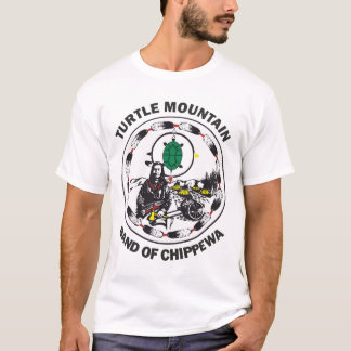 Turtle Mountain Band of Chippewa T-Shirt