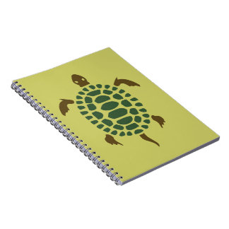 Turtle Note Book