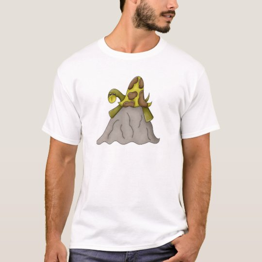 Turtle on a Rock T-Shirt