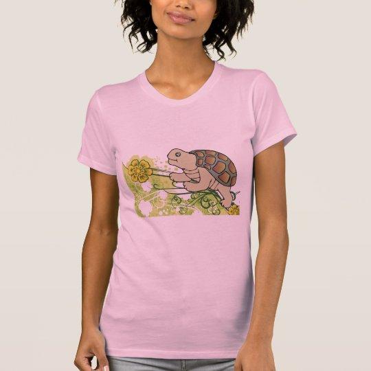 Turtle On Vines T-Shirt