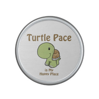 Turtle Pace - Happy Place Bluetooth Speaker