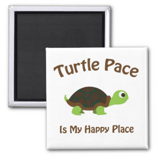 Turtle Pace Magnet