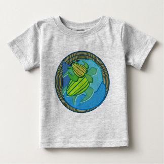 Turtle Pair Infant Shirts