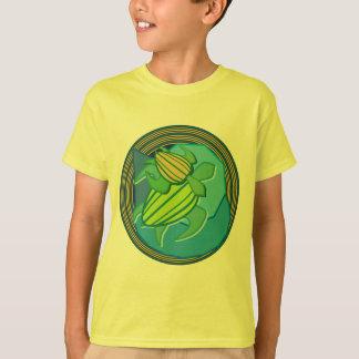 Turtle Pair Kids' Shirts