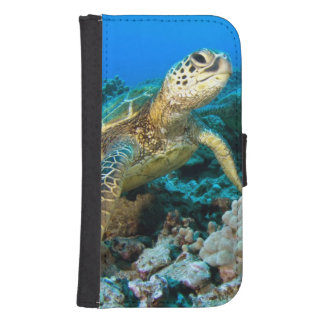 Turtle Pair Samsung S4 Wallet Case