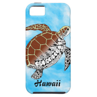Turtle Paradise Iphone Case iPhone 5 Covers