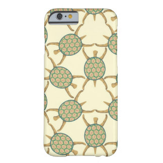 Turtle pattern barely there iPhone 6 case