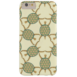 Turtle pattern barely there iPhone 6 plus case