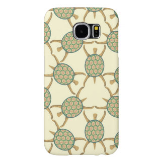 Turtle pattern samsung galaxy s6 case