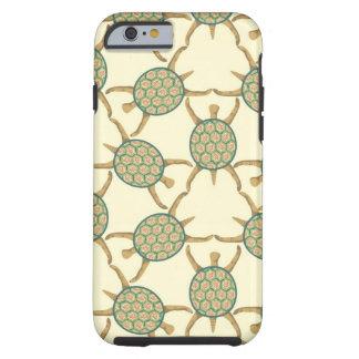 Turtle pattern tough iPhone 6 case