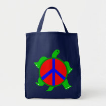 Turtle Peace Bag