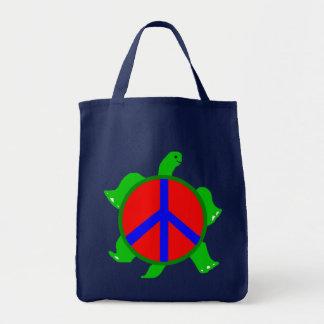 Turtle Peace Bag