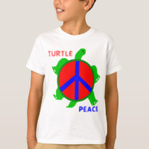 Turtle Peace Kids' T-Shirt
