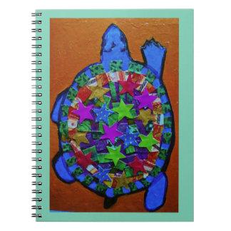 Turtle Photo Notebook