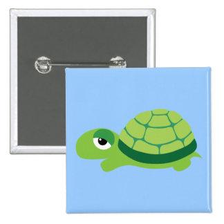 turtle pinback button