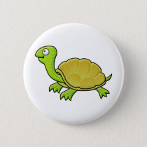 Turtle Pinback Button