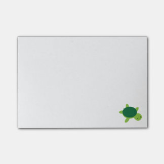 Turtle Post-it Notes