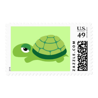 turtle postage stamps