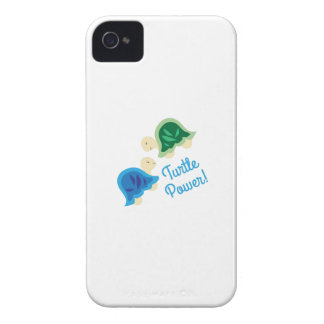Turtle Power iPhone 4 Cover