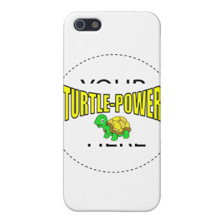 Turtle Power iPhone 5/5S Cover