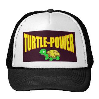 Turtle Power Trucker Hat